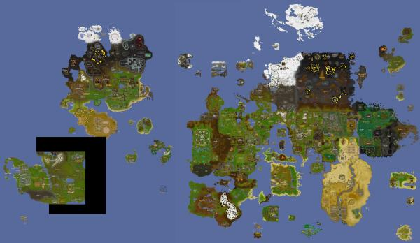 20+ Sophanem Osrs World Map Pictures and Ideas on Weric