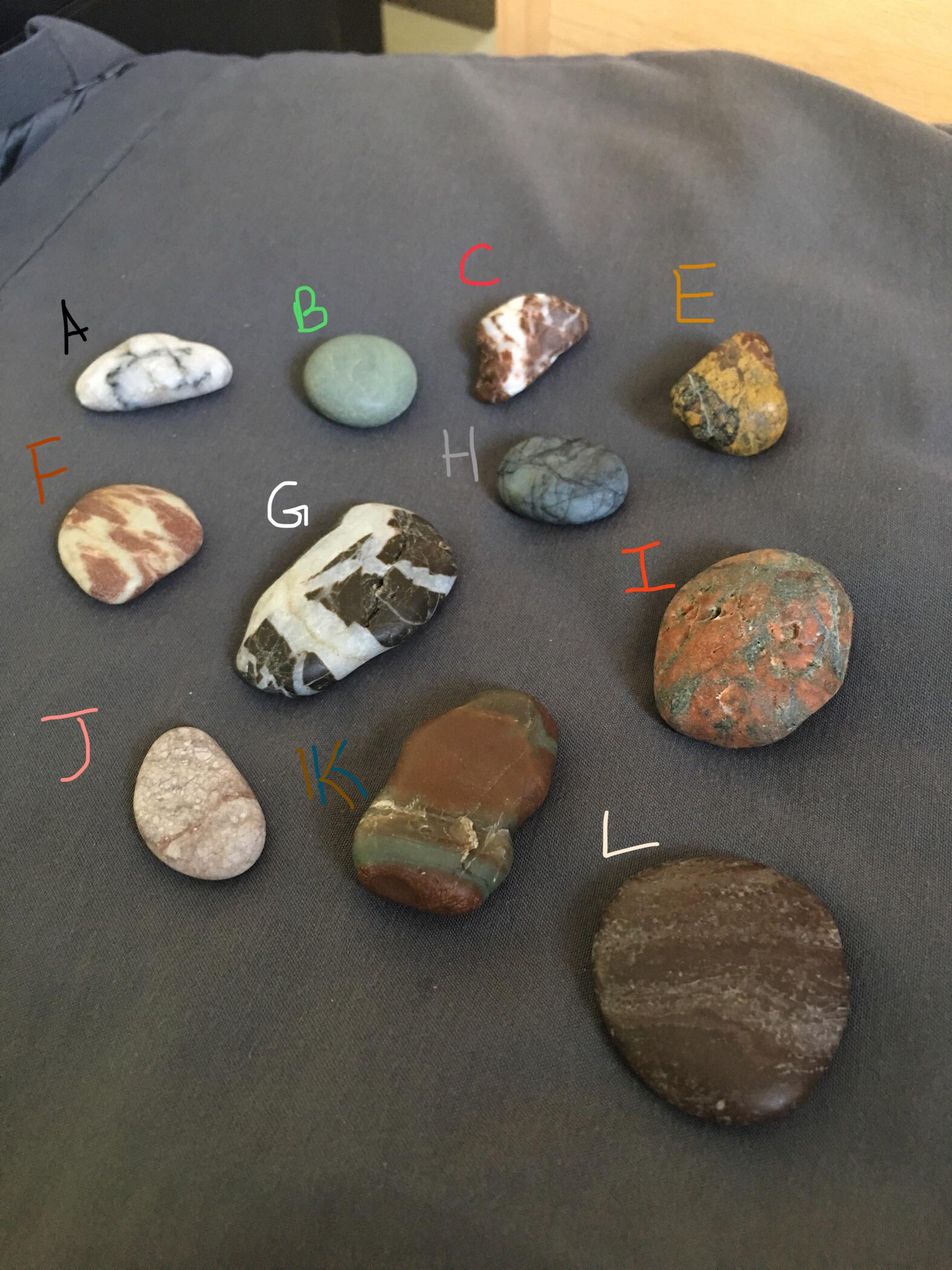 How To Identify Moonstone : identify, moonstone, Anyone, Rocks, Found, Moonstone, Beach?, Given, Curious., Geology