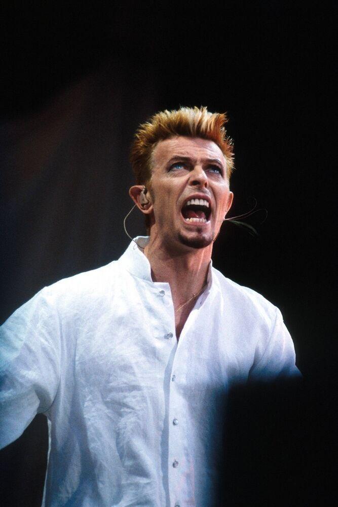 David Bowie 1997 : david, bowie, Kerstin, Müller, DavidBowie