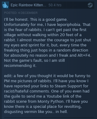 Funny Steam Comments : funny, steam, comments, Possibly, Saddest, Steam, Review, Gaming
