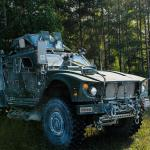 Us Army Oshkosh M Atv In Woodland Camouflage 4633 X 3432 Militaryporn