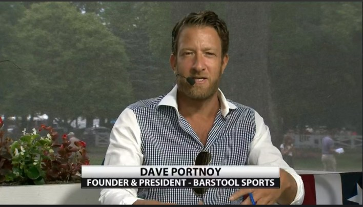 BREAKING NEWS: DAVE PORTNOY HAD HIS CAR TOWED IN SARATOGA THIS MORNING:  barstoolsports