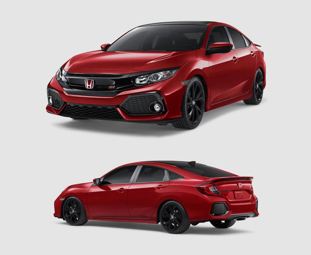 medium resolution of i photoshopped the mods i want for a new 2018 civic si
