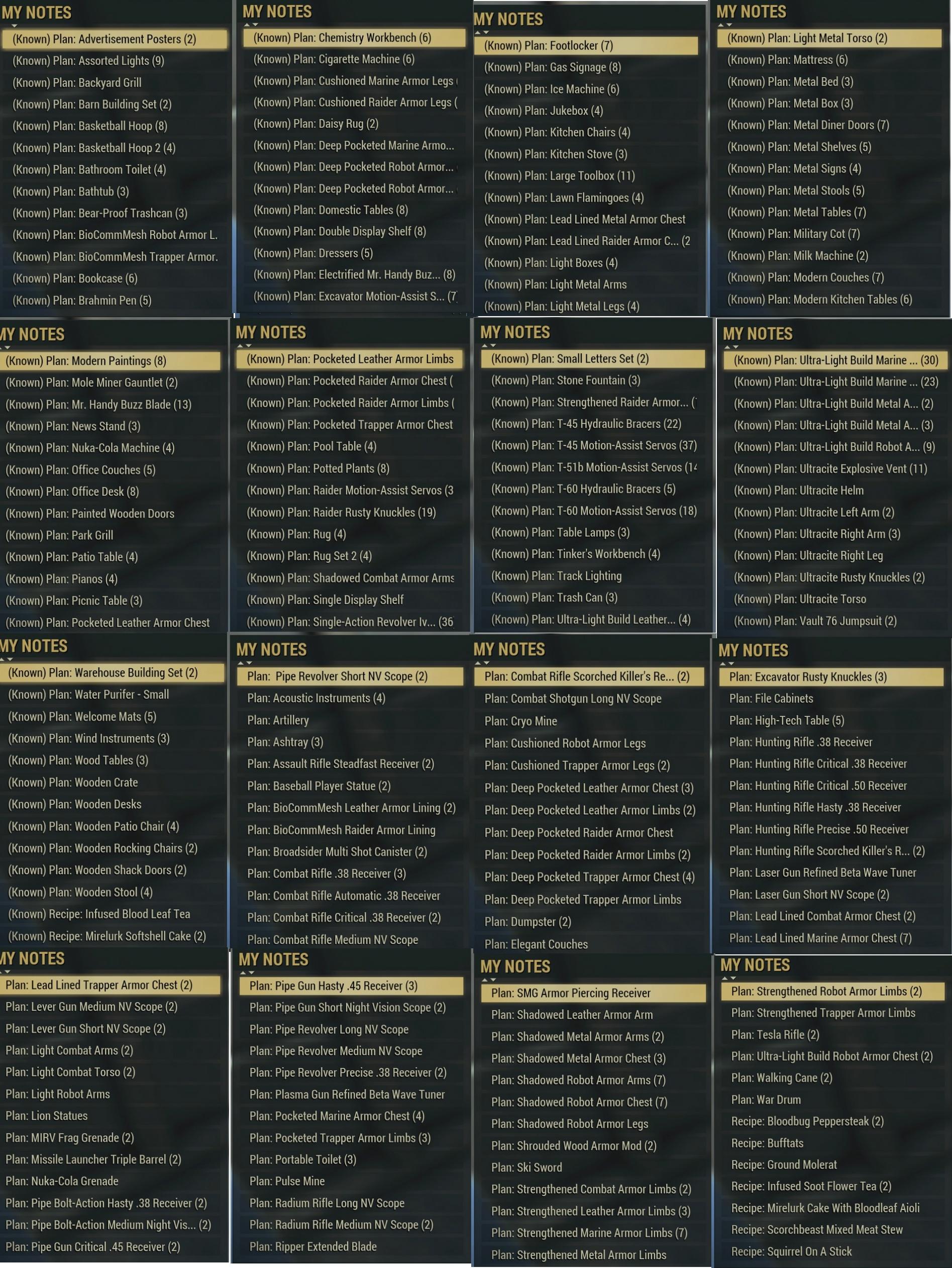 Assorted Lights Fallout 76 : assorted, lights, fallout, Rypyt, Lamppu, Varjo, Stove, Fallout, Cembli.fi