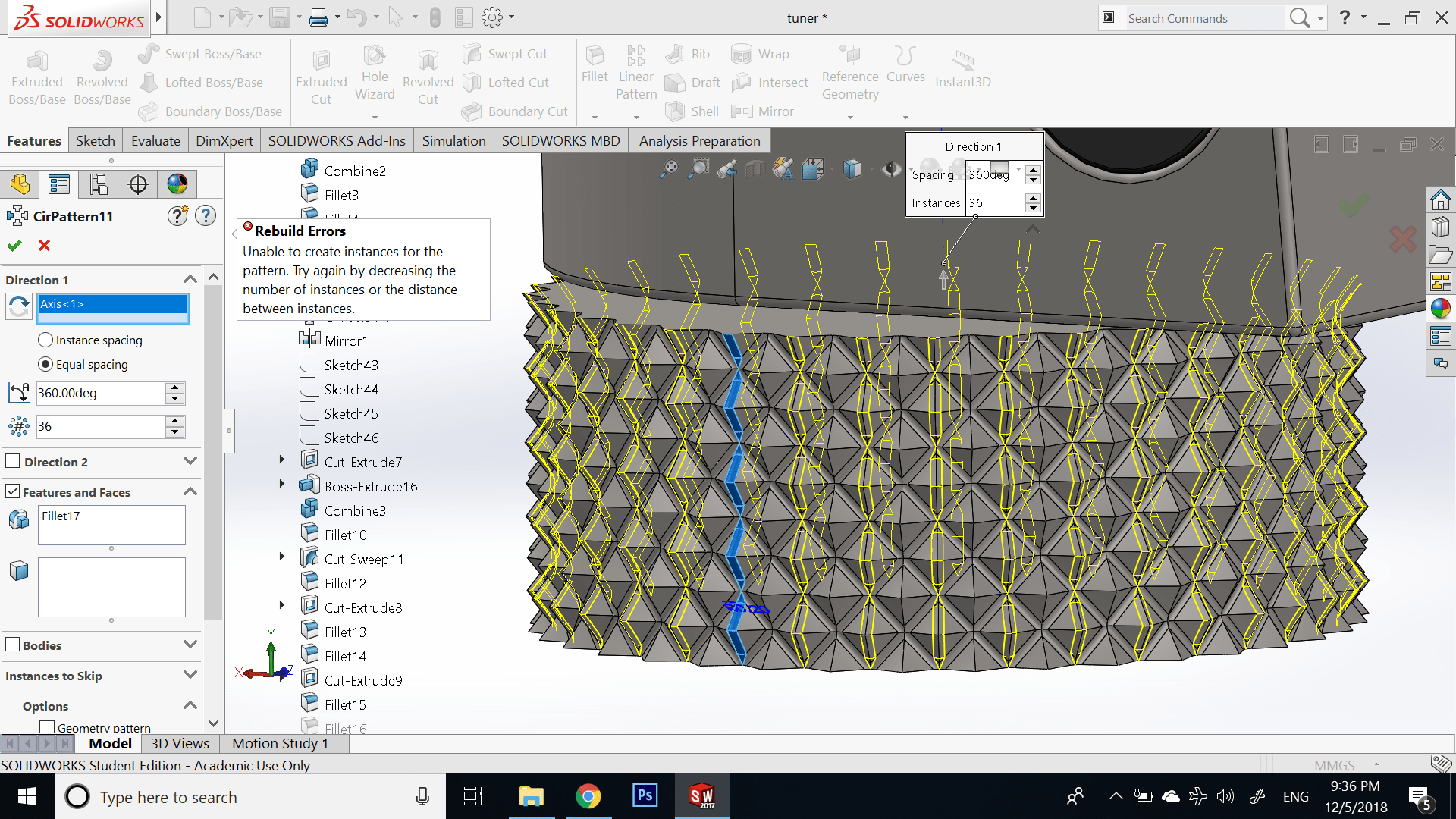 Solidworks Student