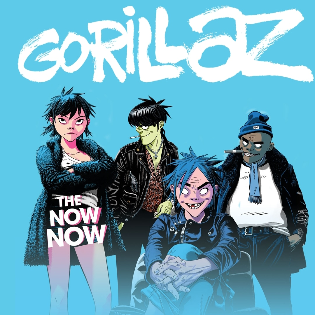The now now tour was a concert tour by the british alternative rock virtual band gorillaz,. The Now Now Alternative Cover Gorillaz