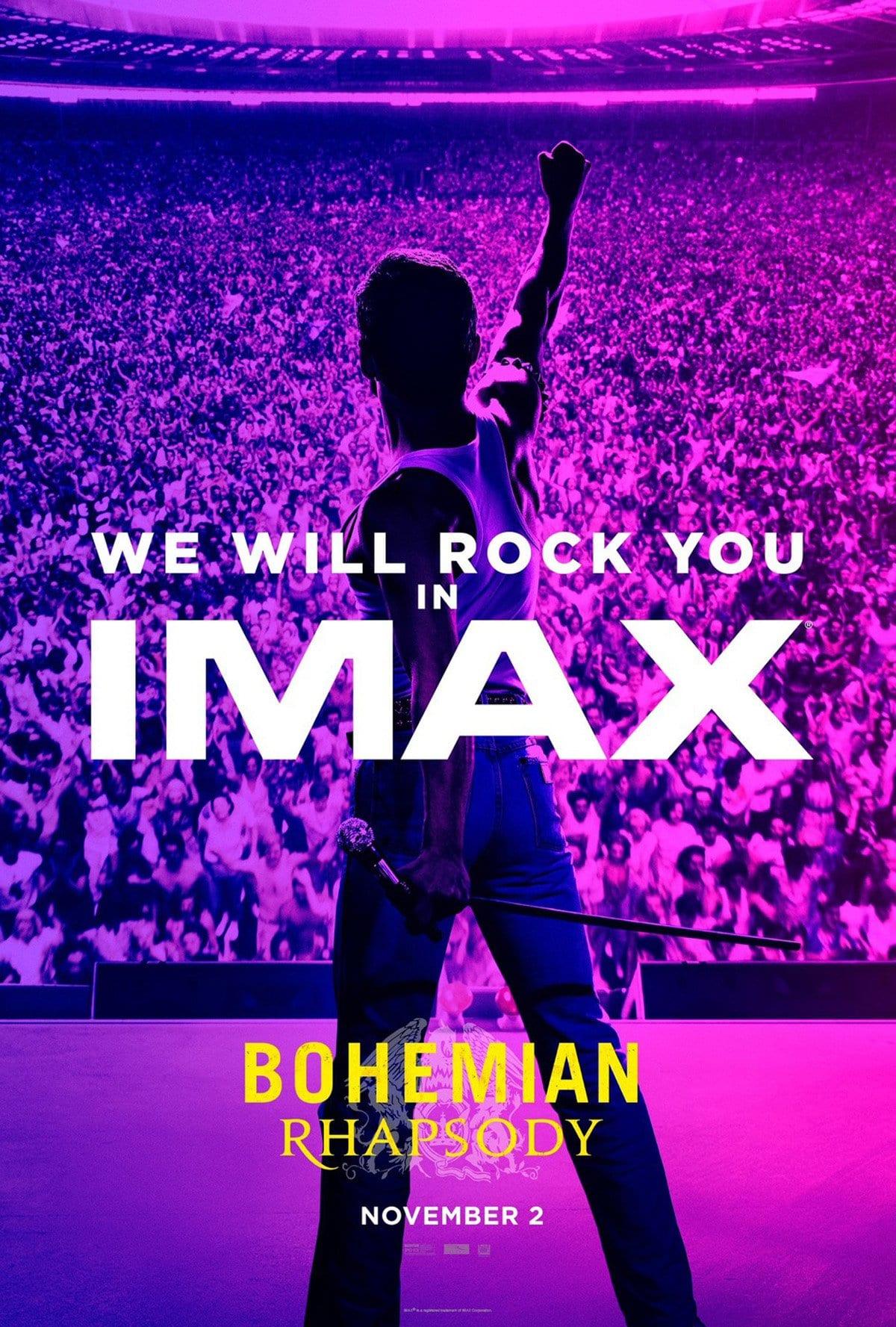 Streaming Bohemian Rhapsody Reddit : streaming, bohemian, rhapsody, reddit, Poster, 'Bohemian, Rhapsody', Movies