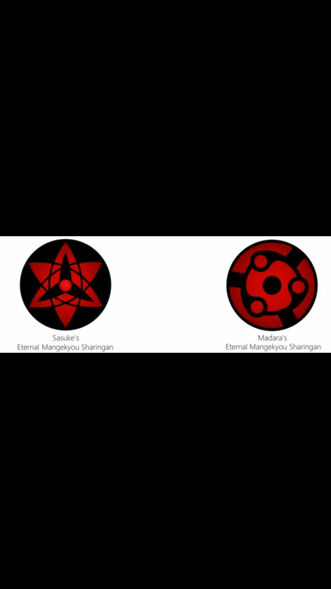 Mangekyou Sharingan Tattoo : mangekyou, sharingan, tattoo, Uchiha, Clan:, Tattoo, Eternal, Mangekyou, Sharingan, Small, Itachi