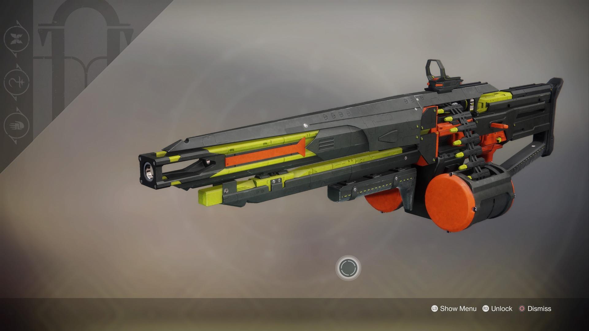 nerf hammerhead destiny2