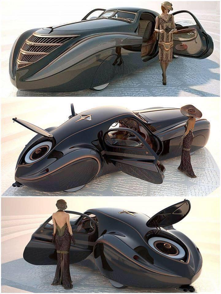 1939 Duesenberg Coupe Simone Franklin Mint 1:24 scale