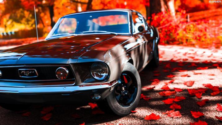 [1920×1080] 68′ Mustang