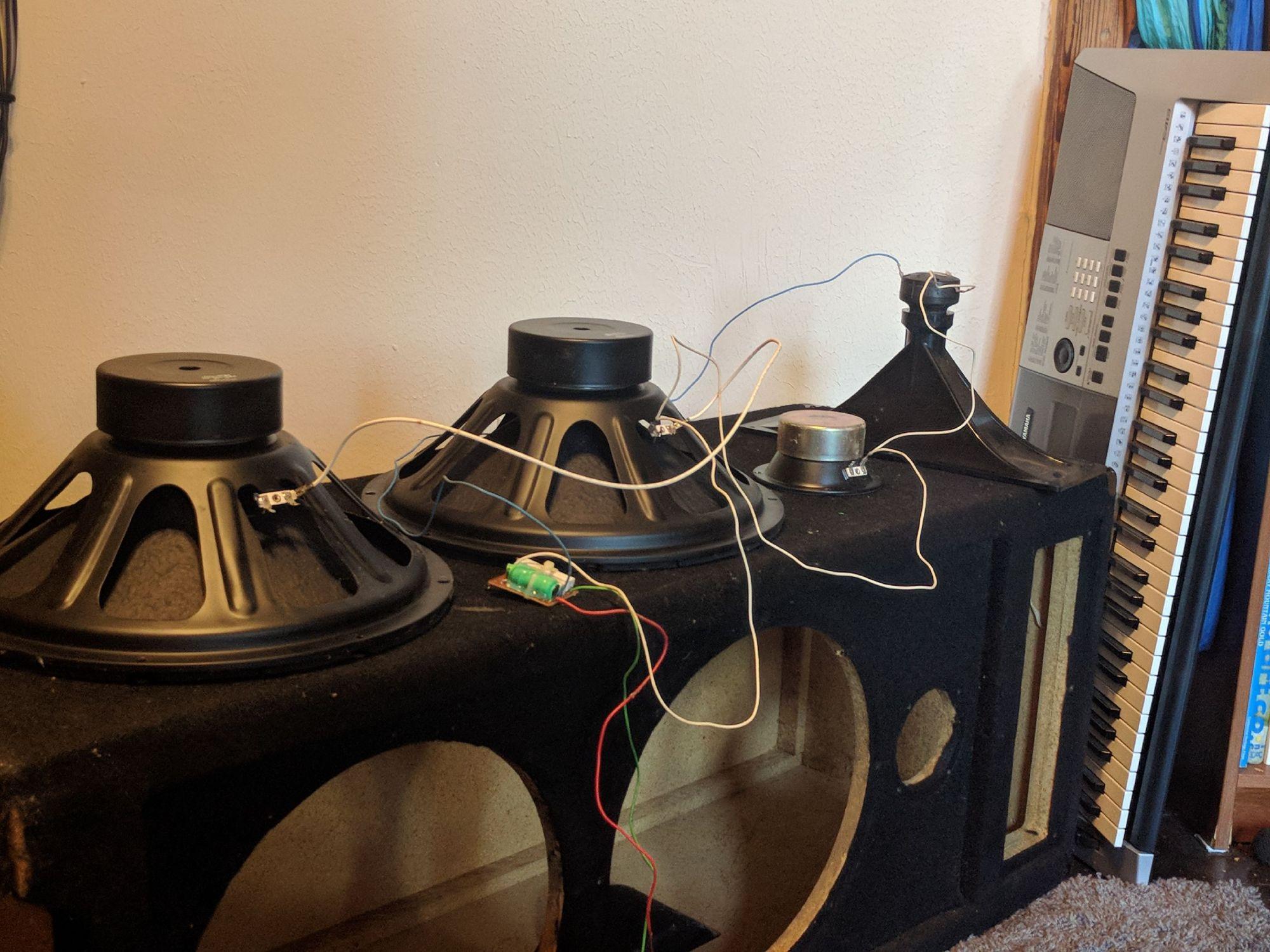 hight resolution of pa speaker wiring
