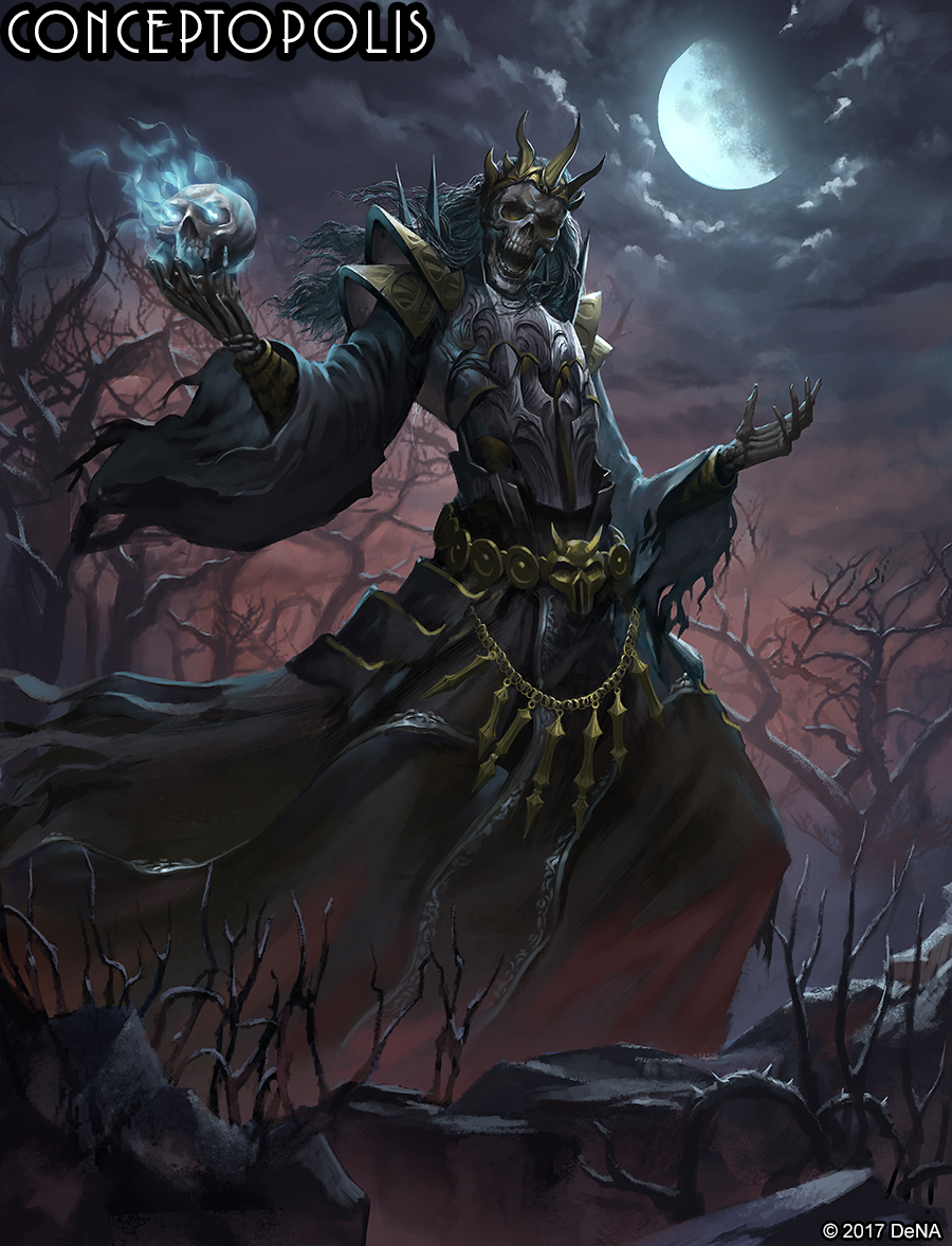Dnd Lich : Lich,, Anyone?, Daily, Conceptopolis/Jetpack7!
