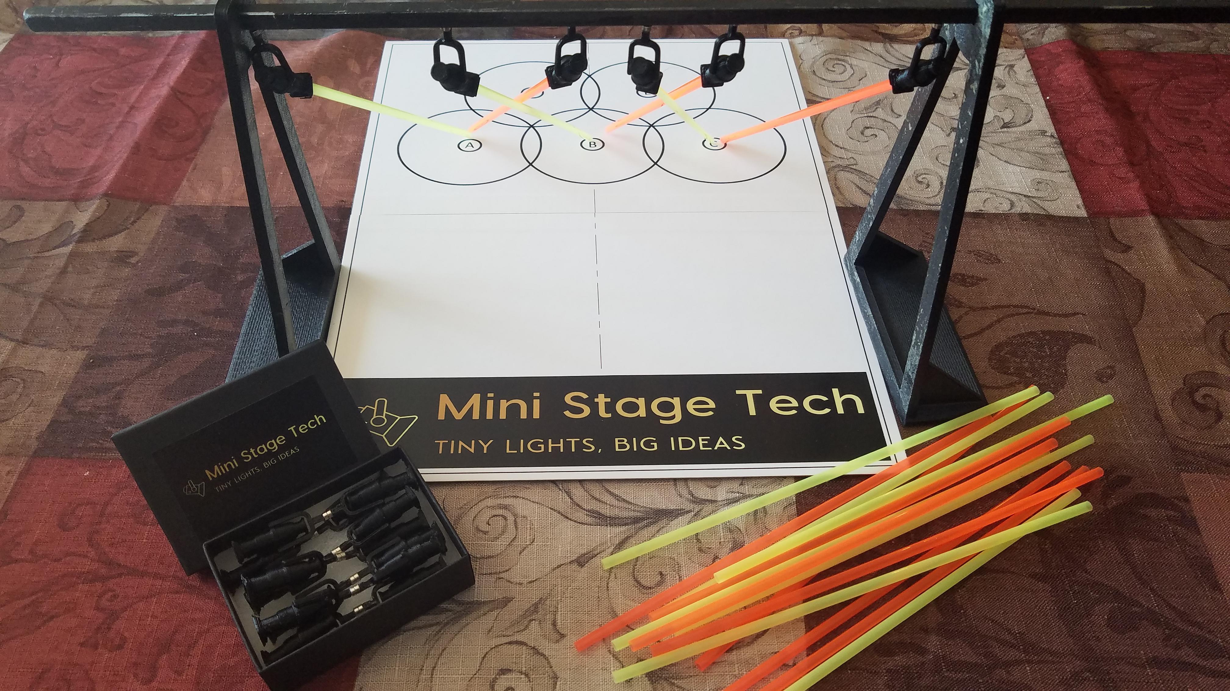 teaching basic stage lighting