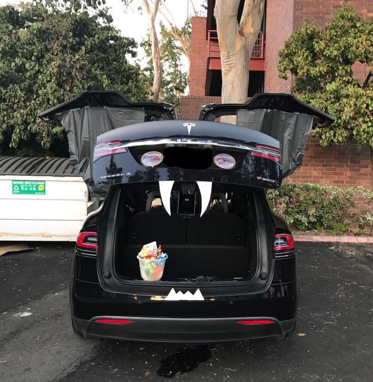Image result for Tesla - Trunk or Treat