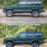 Making Progress On 2000 Xj Overland Build Jeep