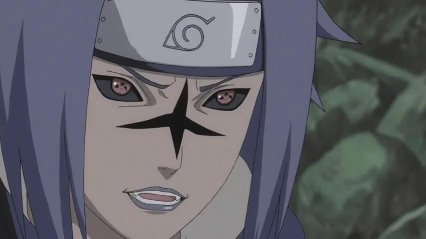 sasuke curse mark level