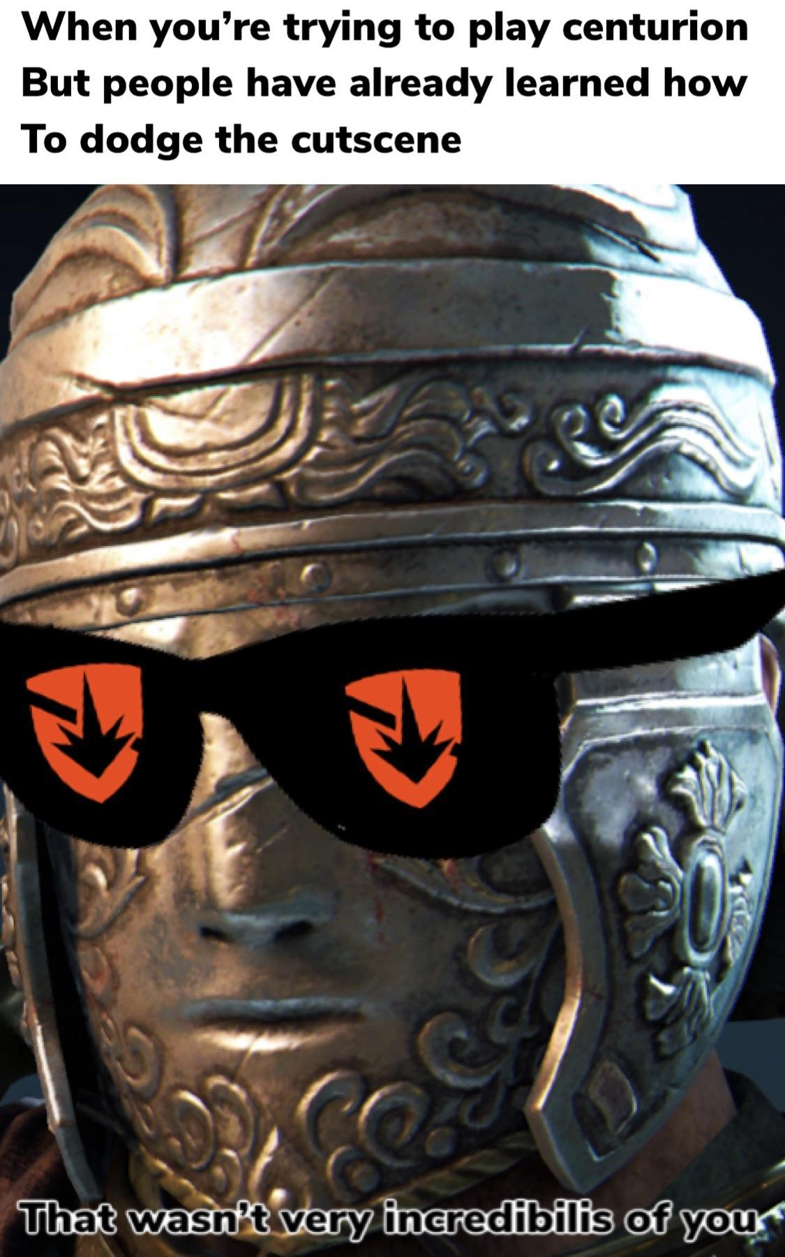 For Honor Centurion Memes : honor, centurion, memes, Roman, Meme!, Forhonor
