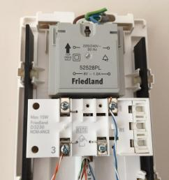installing nest hello uk what are my options with the following transformer  [ 1536 x 2048 Pixel ]