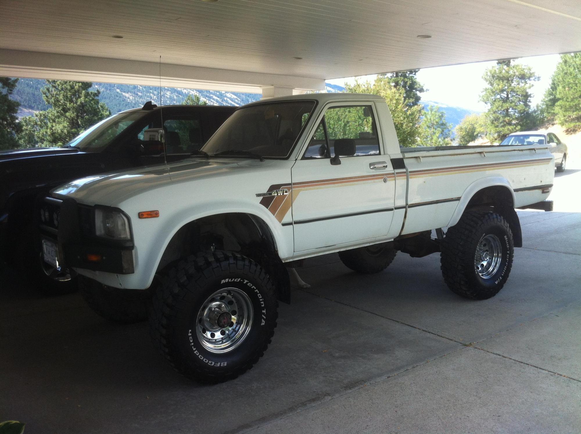 hight resolution of my 1983 toyota pickup