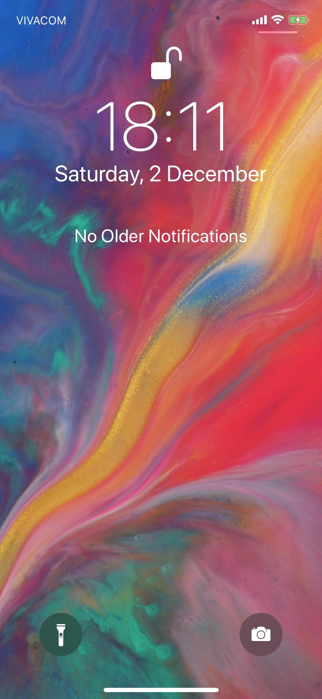 i just love this iphone x live wallpaper i wish it were animated