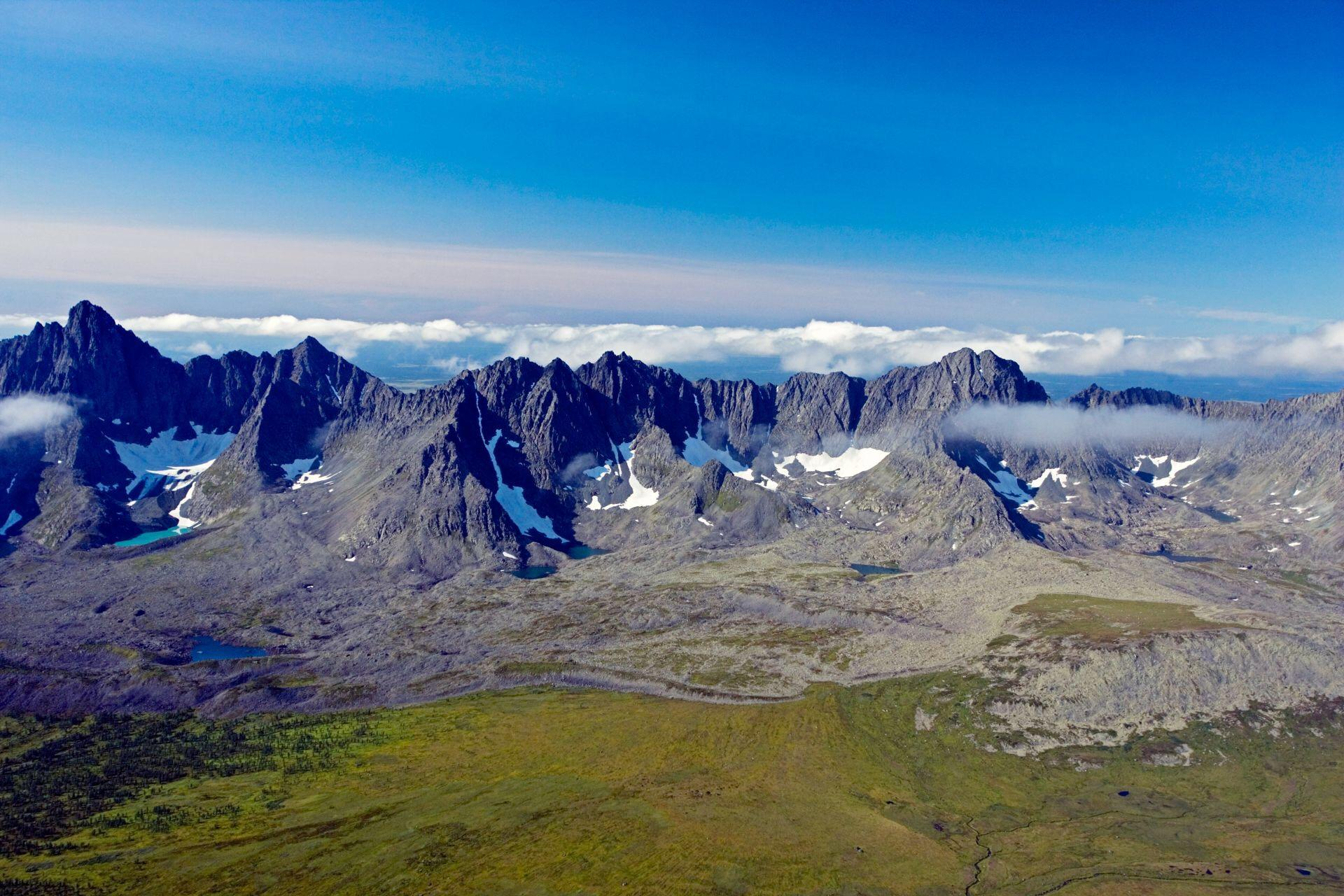 The Ural Mountains