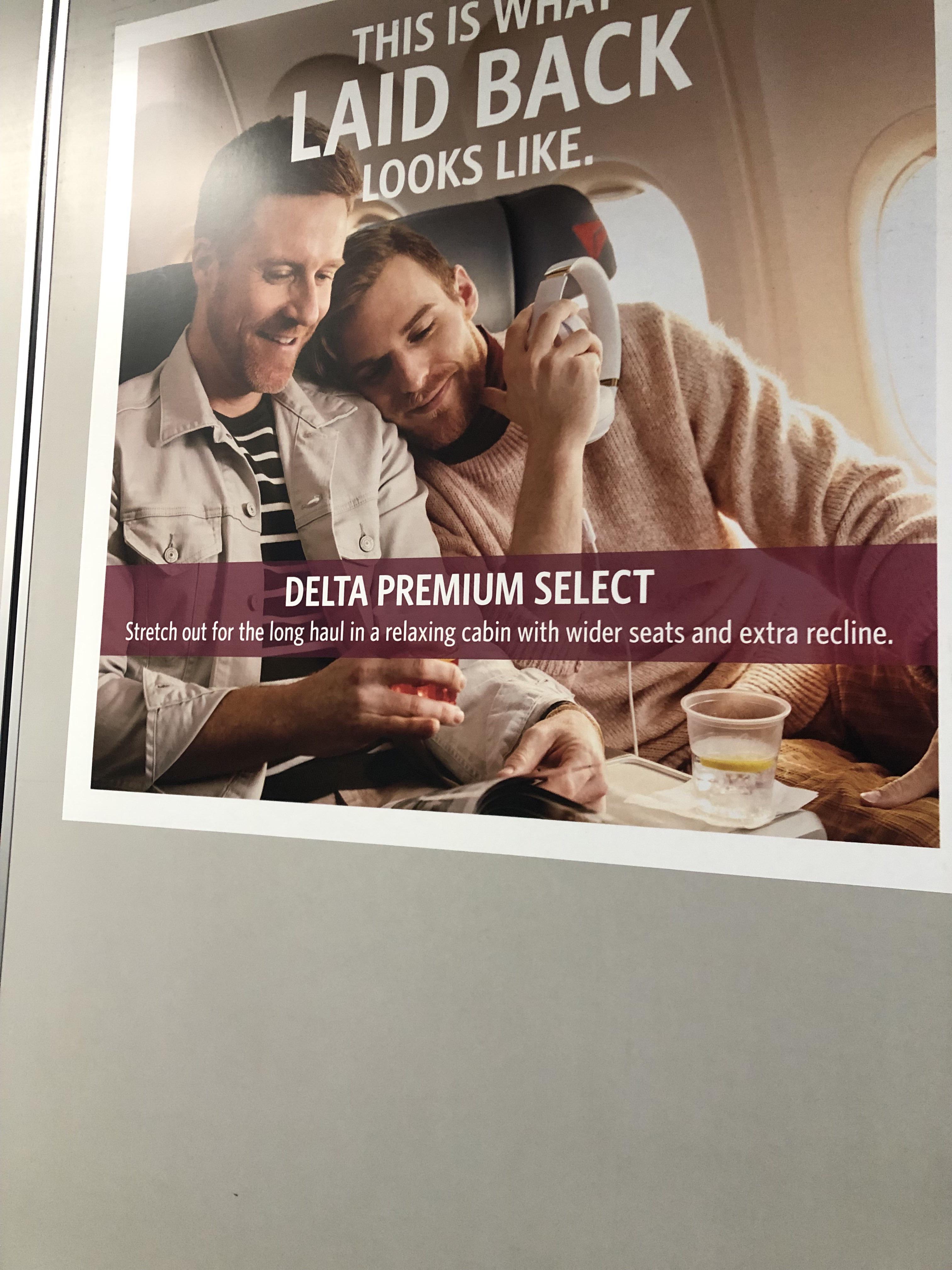delta poster w gay representation made