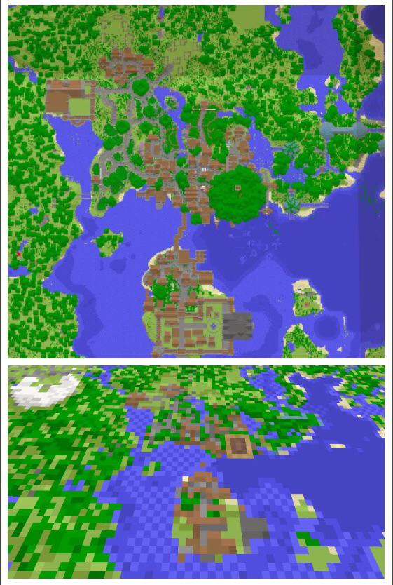 How to zoom in Minecraft? How to bring the screen, camera