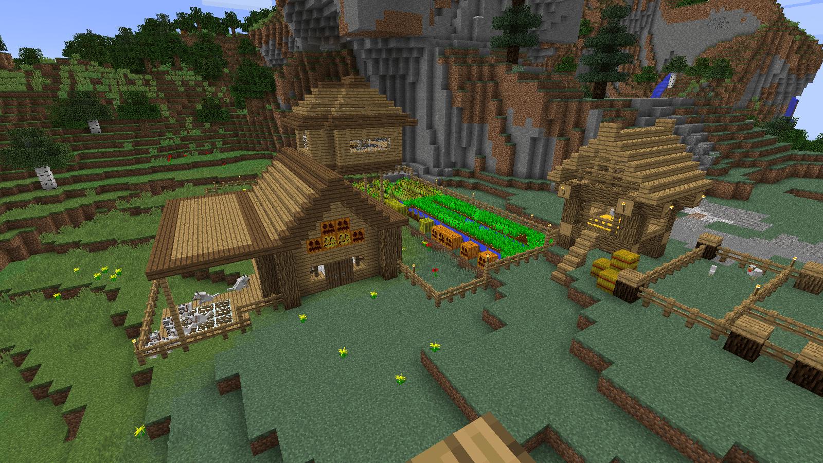 Builder House 4 Base