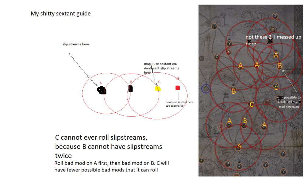 medium resolution of fluff guide noobs guide to sextant blocking shaped spider forest