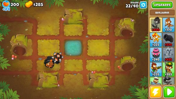 Btd 6 All Tiers - Year of Clean Water