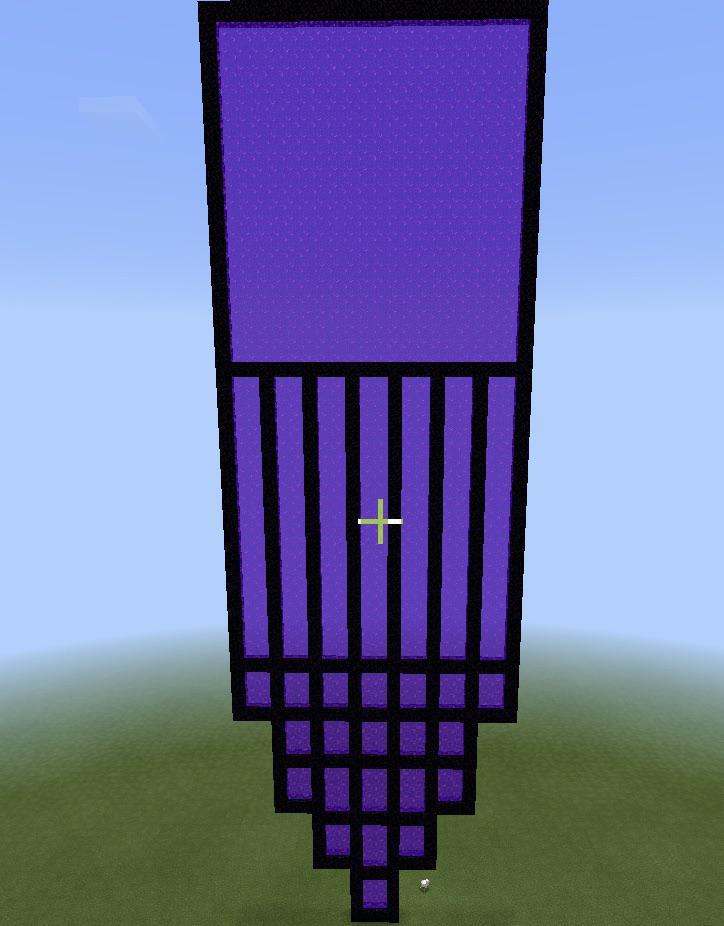 Minecraft Simple Wall Designs : minecraft, simple, designs, Scrolldrop