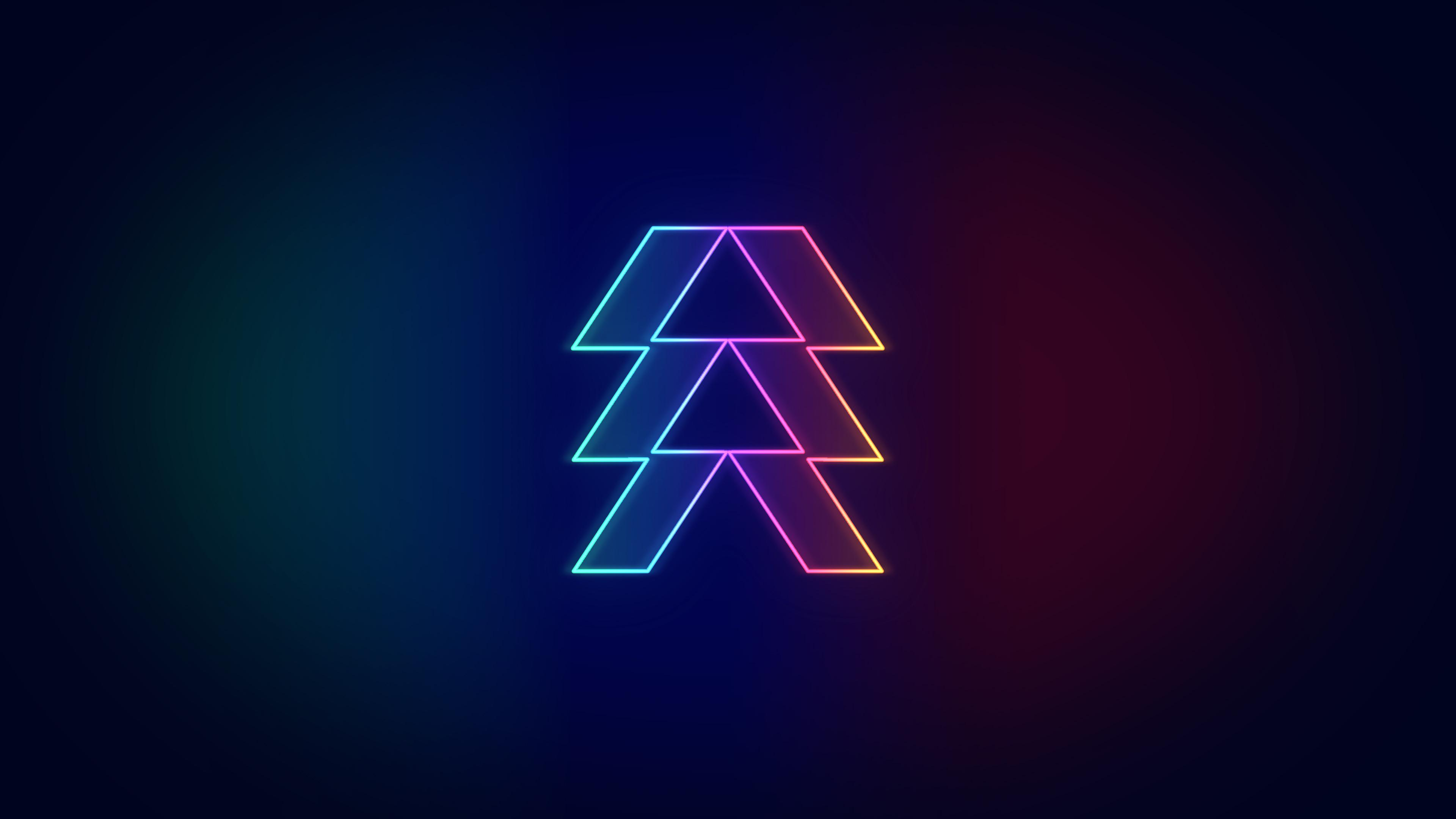The best quality and size only with us! Neon hunter logo wallpaper 3840 x 2160 : destiny2