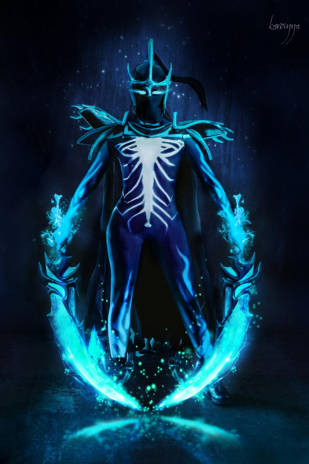 Phantom Assassin Arcana : phantom, assassin, arcana, Phantom, Assassin, Arcana, Karoinna, DotA2