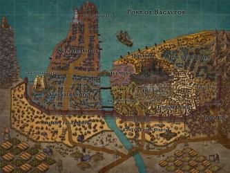 Dd Port Town Map World Map Atlas
