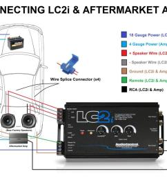 noob here so i want to install a lc2i for my sub it is okay if i lc2i wiring diagram [ 1005 x 800 Pixel ]