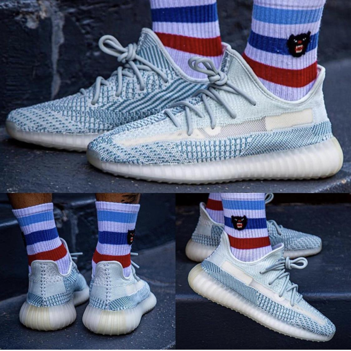ADIDAS YEEZY BOOST 350 V2 /// CLOUD WHITE : Sneakers
