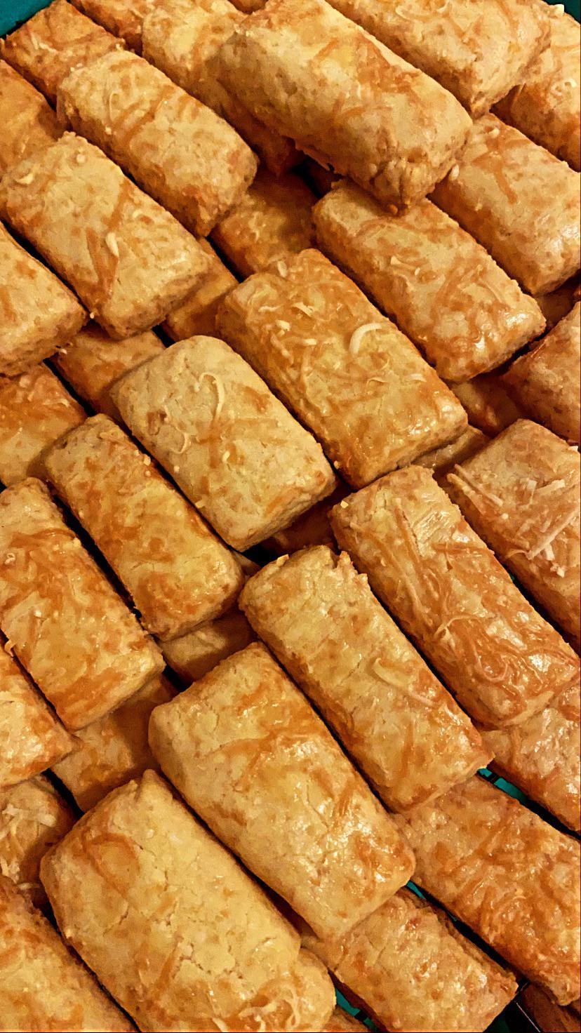 Kastengel Teflon : kastengel, teflon, Kastengel, Natalan, Kulineria