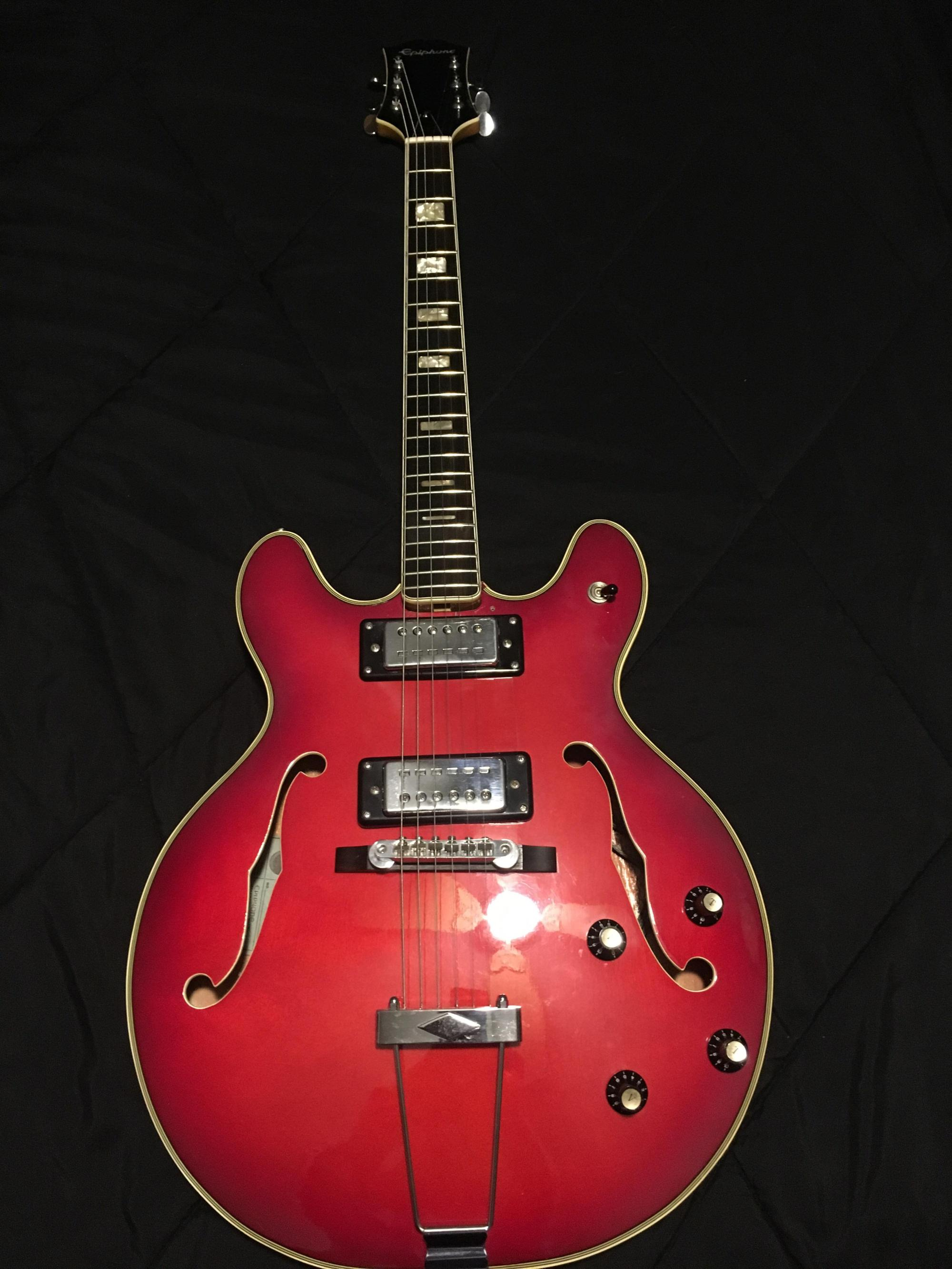 hight resolution of 1970s epiphone riviera