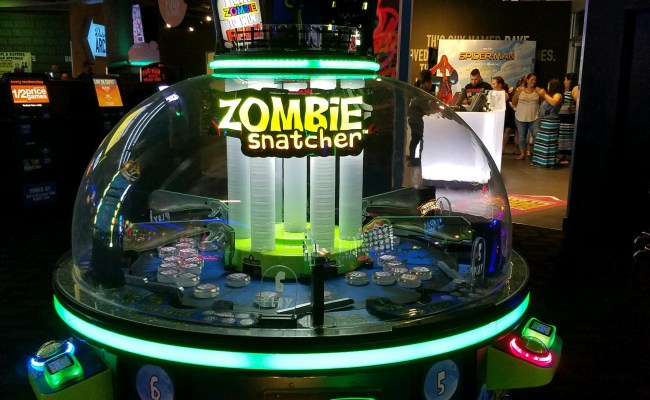 The End Of Zombie Snatcher Albany Ny Daveandbusters