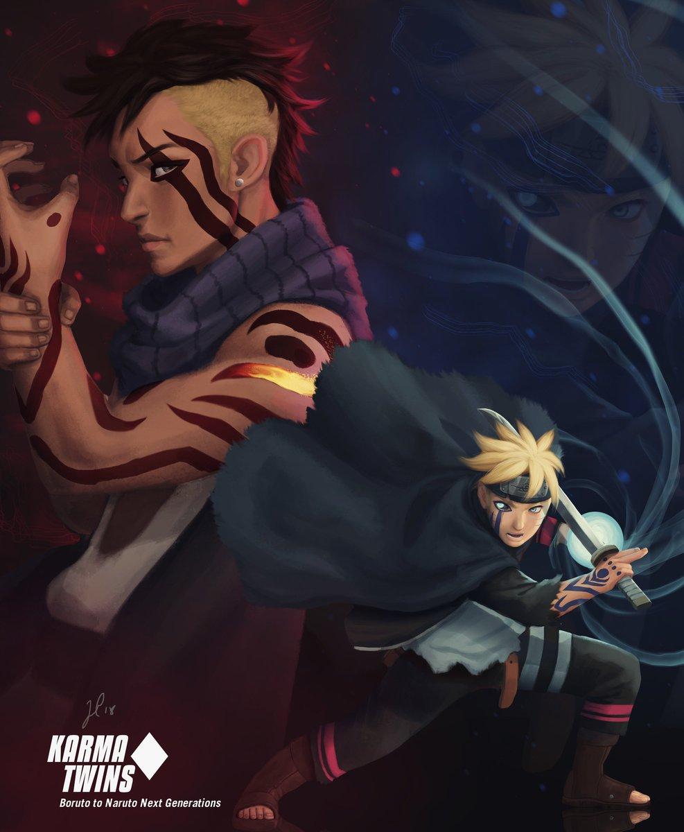 Naruto Vs Kawaki : naruto, kawaki, Kawaki, Boruto., Boruto