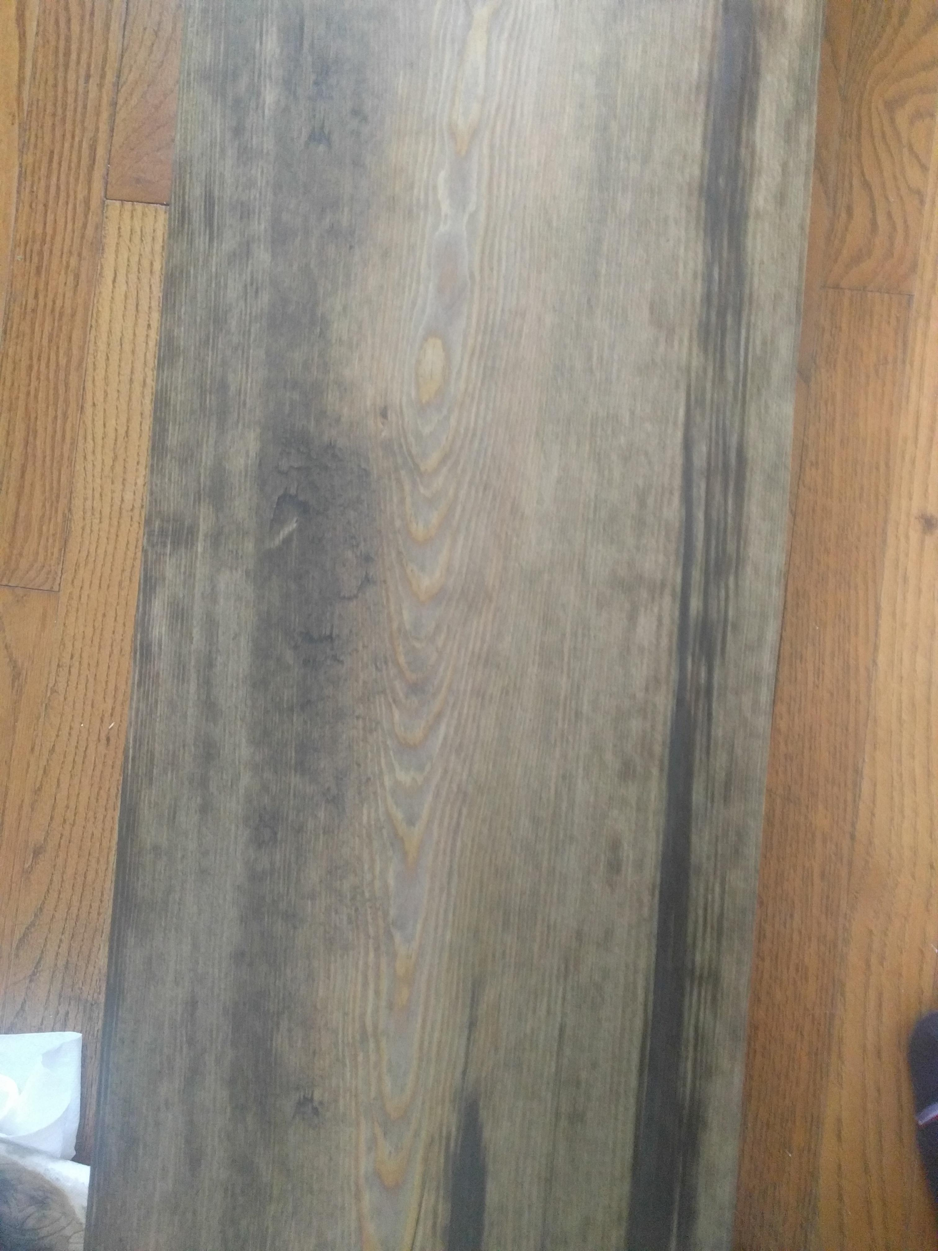 Sanding Pine For Stain