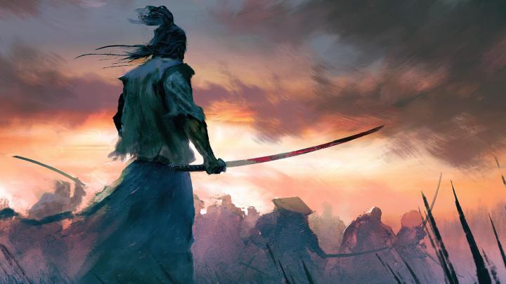 Samurai warrior [3840×2160]