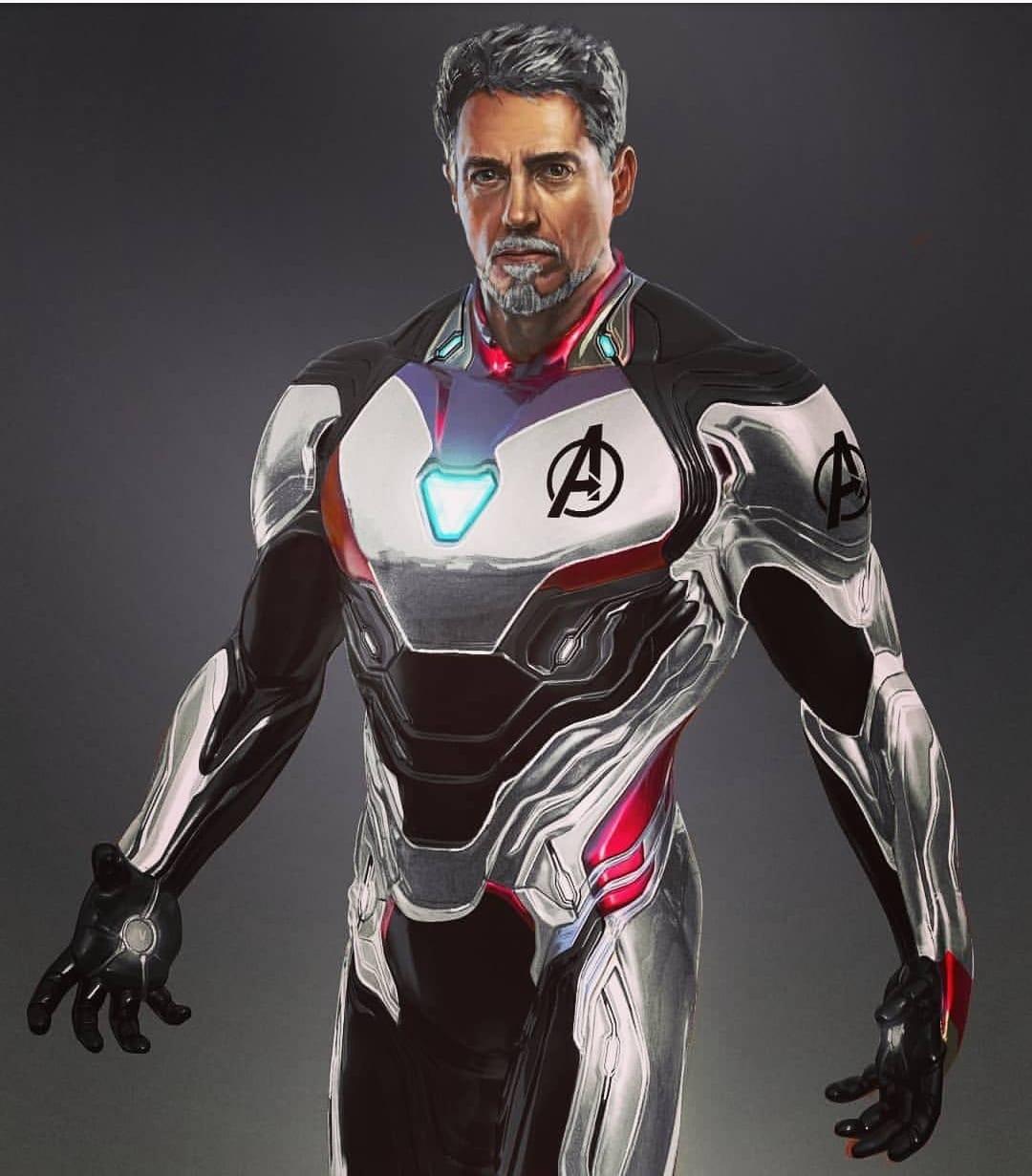 Iron Man Quantum Realm Suit Marvel