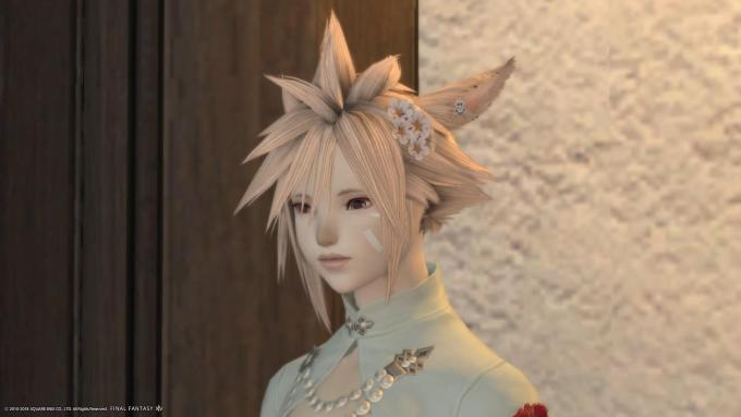 the strife art contest hairstyle is being sent out! : ffxiv