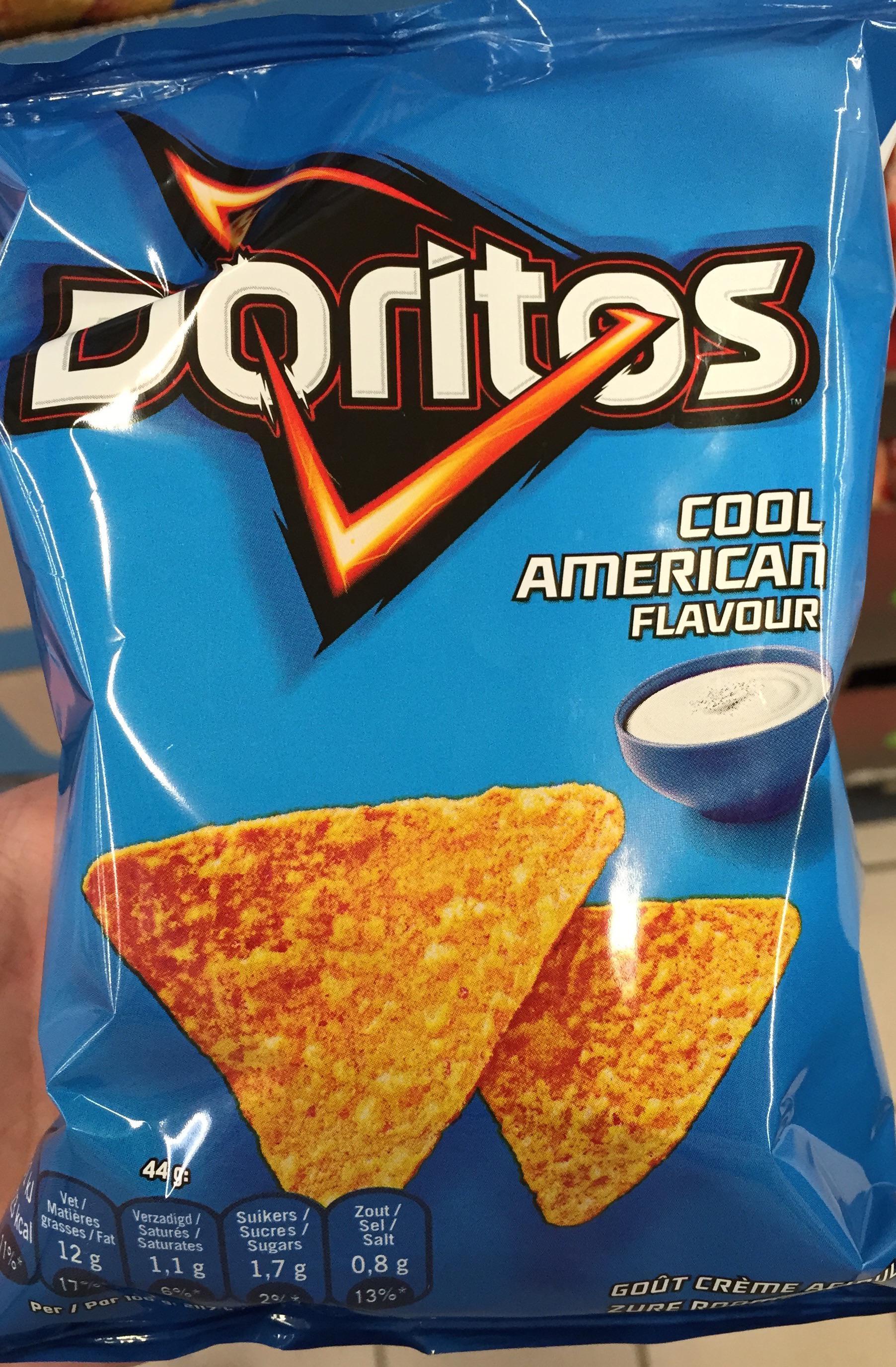 Doritos American Flavor : doritos, american, flavor, Can't, Enjoy, American, Doritos, (Photo, Google), LudwigAhgren