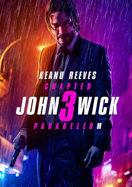 John Wick Parabellum Streaming Reddit : parabellum, streaming, reddit, Anyone, Theres, Version, Poster, Without, Text?, JohnWick
