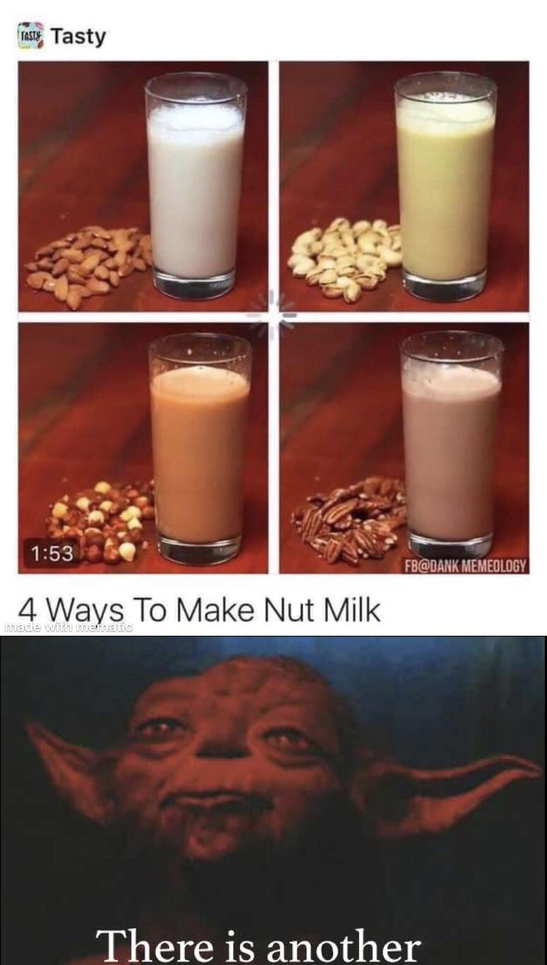 Nut Milk Meme : Memes