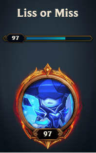 Best Icon of LoL by far : LissandraMains