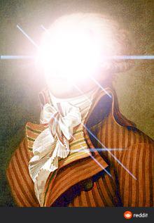 Lens Flare Meme Eyes : flare, Memes, Robespierre, Flare, Eyes.